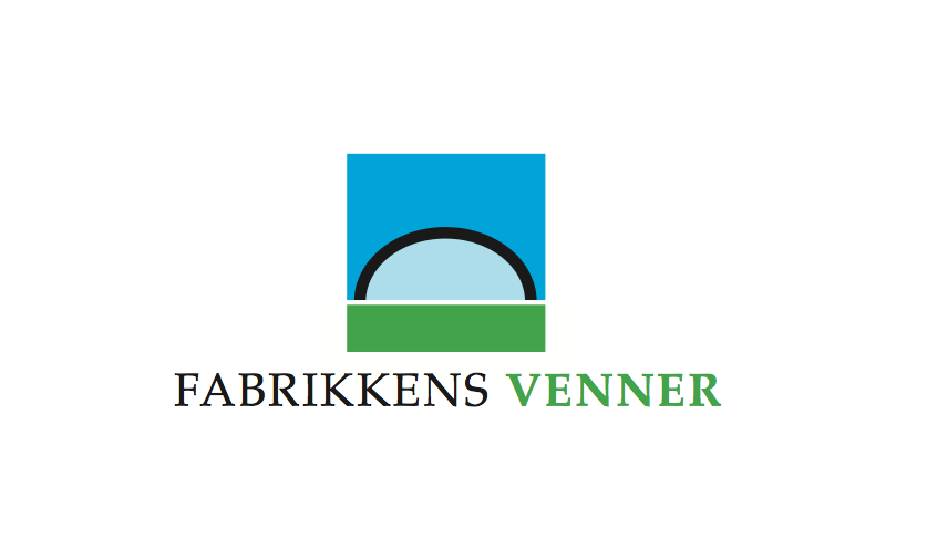 Logo Fabrikkens venner